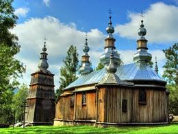 Карпаты 16 деревяных церквей в списке ЮНЕСКО