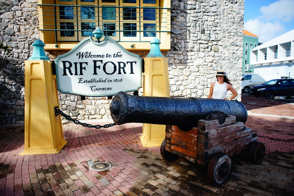 Rif Fort in Willemstad, Curaçao