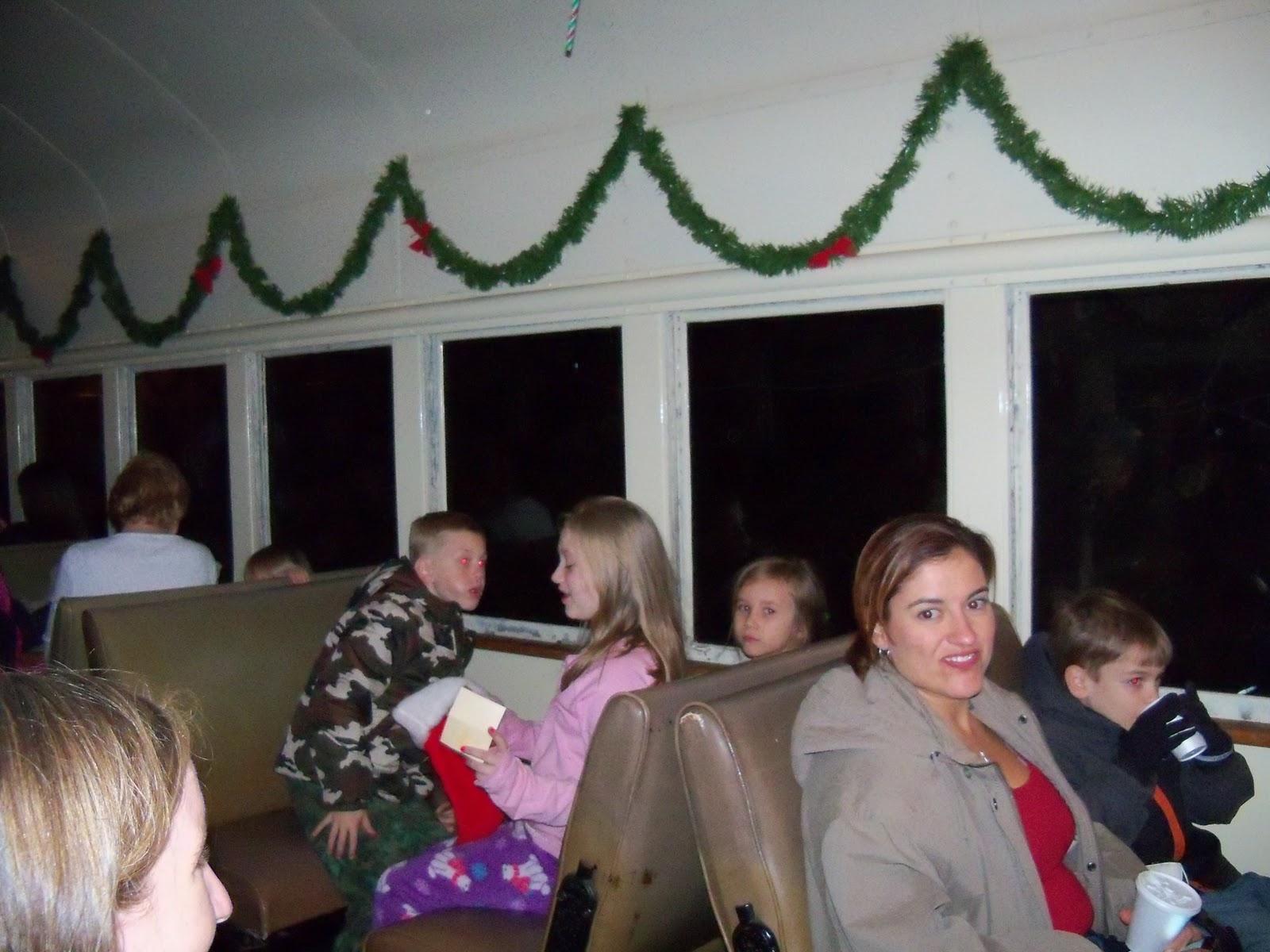Polar Express Christmas Train 2010 - 100_6242.JPG