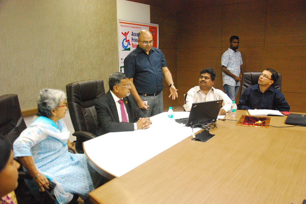 Launching of Accessibility Friendly Telangana, Hyderabad Chapter - DSC_1187.JPG