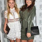 OIC - ENTSIMAGES.COM - Alex Weaver and Jordan Sargeant at the  Launch of Dawn Ward as the face of new brand 3D SkinMed London 16th September 2015 Photo Mobis Photos/OIC 0203 174 1069