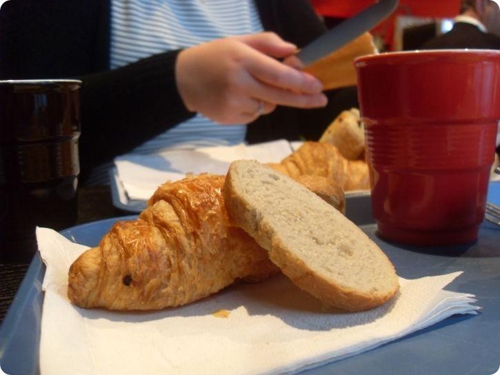 Fransk morgenmad
