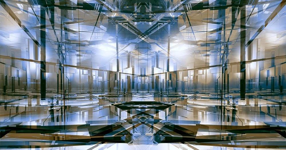 Testclod effet miroir for Effet miroir photoshop
