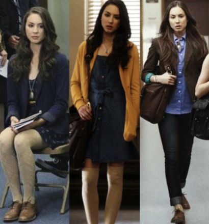 Fashion Journalist Club: Spencer Hastings of Pretty Little ...