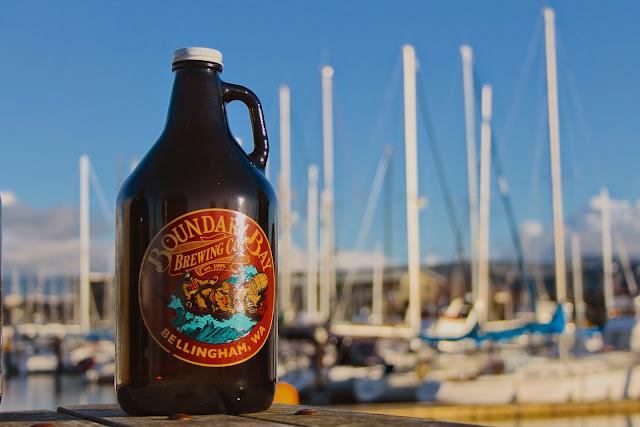 Boundary Bay Brewing Co / Credit: Heather Hulbert