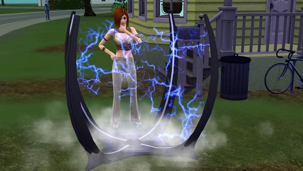 """Jugando a los sims """"Hacia el futuro"""" Screenshot-48"""