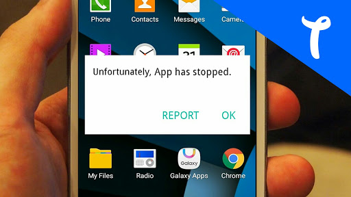 How to Fix Unfortunately App Has Stopped Error
