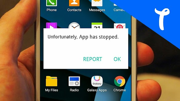 3 Ways easy How to Fix Unfortunately App Has Stopped Error
