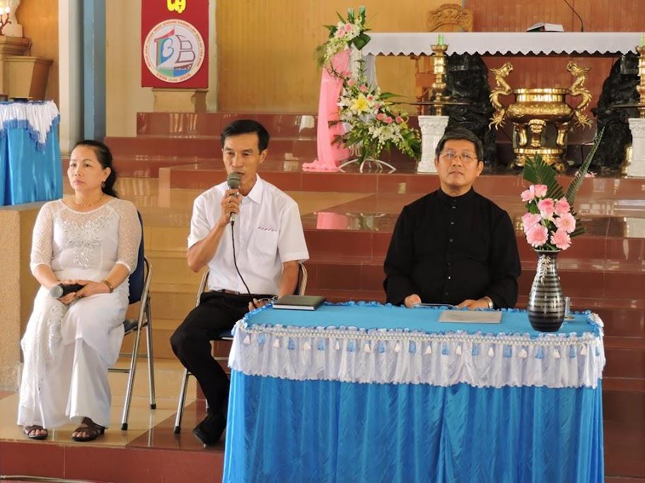 Sinh hoạt của giáo xứ Tân Bình:  Khánh nhật truyền giáo 2015