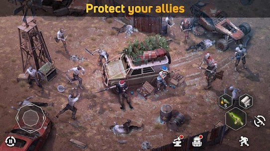 Dawn of Zombies: Survival after the Last War App Download For Android and iPhone 5