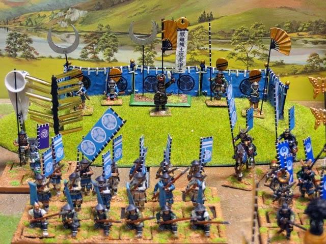 [SENGOKU JIDAI] Mon armée au complet ! 35_Camp