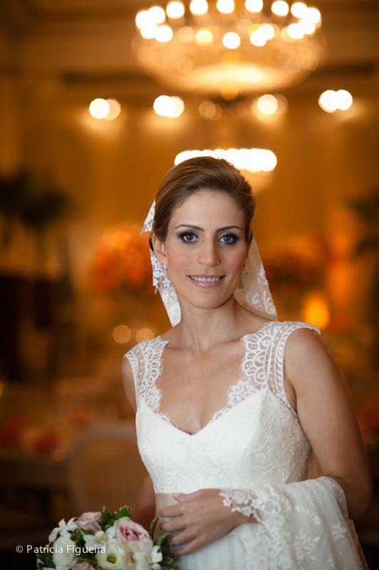 Foto de casamento 0414 de Ana e Joao. Marcações: 29/10/2011, Alessandra Grochko, Casamento Ana e Joao, Fotos de Maquiagem, Maquiagem, Maquiagem de Noiva, Rio de Janeiro.
