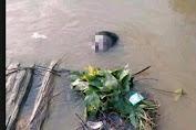 Pasien RBM Di Melawi Ditemukan Terapung Di Sungai