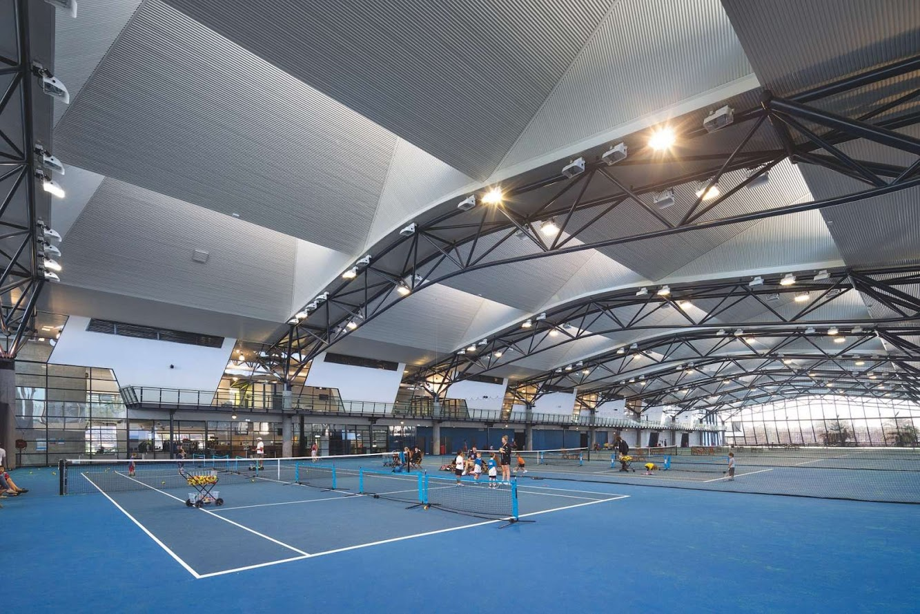 National Tennis Centre by Jackson Architecture