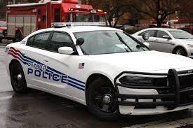 Detroit church security officer shot