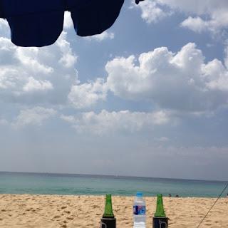 タイ・プーケットのカロンビーチ