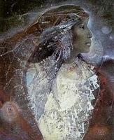 Yolkai Estsan Earth Goddess Image