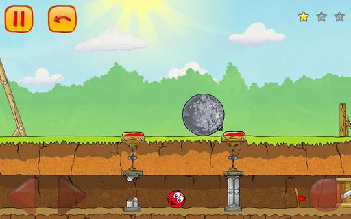 Red Ball 3: Jump for Love  captures d'u00e9cran 12