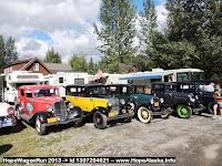 WagonRun Cars 2013