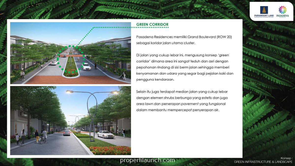 Green Corridor Pasadena Residences Paramount