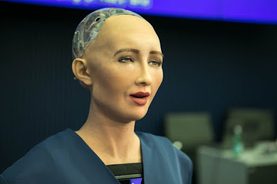 World's first robotic citizen Sophia beheaded in Saudi Arabia