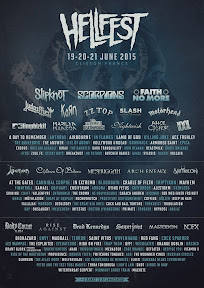 Hellfest Open Air Festival 2015