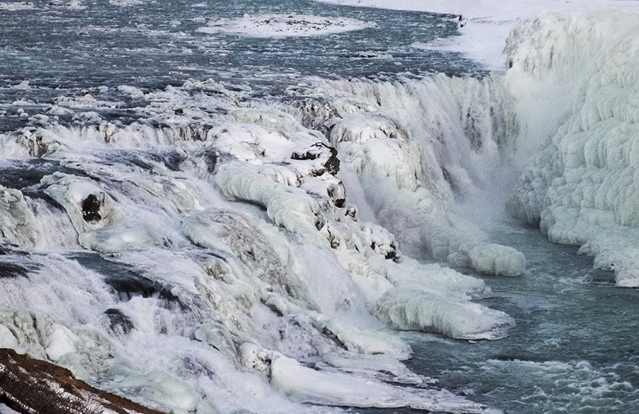 """Gulfoss, Iceland"" by Liz Bumgarner -- 3d Place Digital General A"