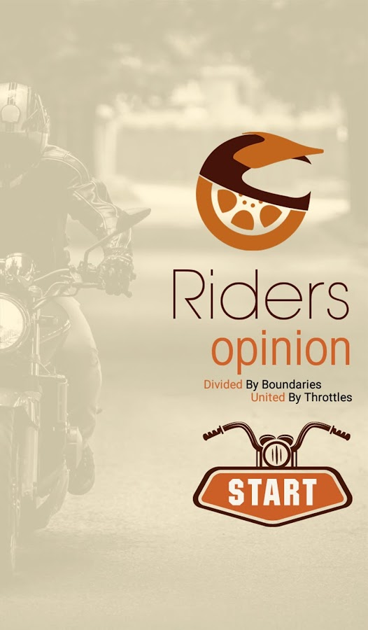 Riders Opinion- screenshot