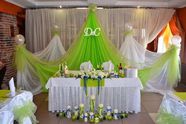 Оформление свадьбы в ресторане Демидофф в Невьянске