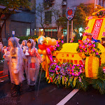 Parade to local (unknown) deity