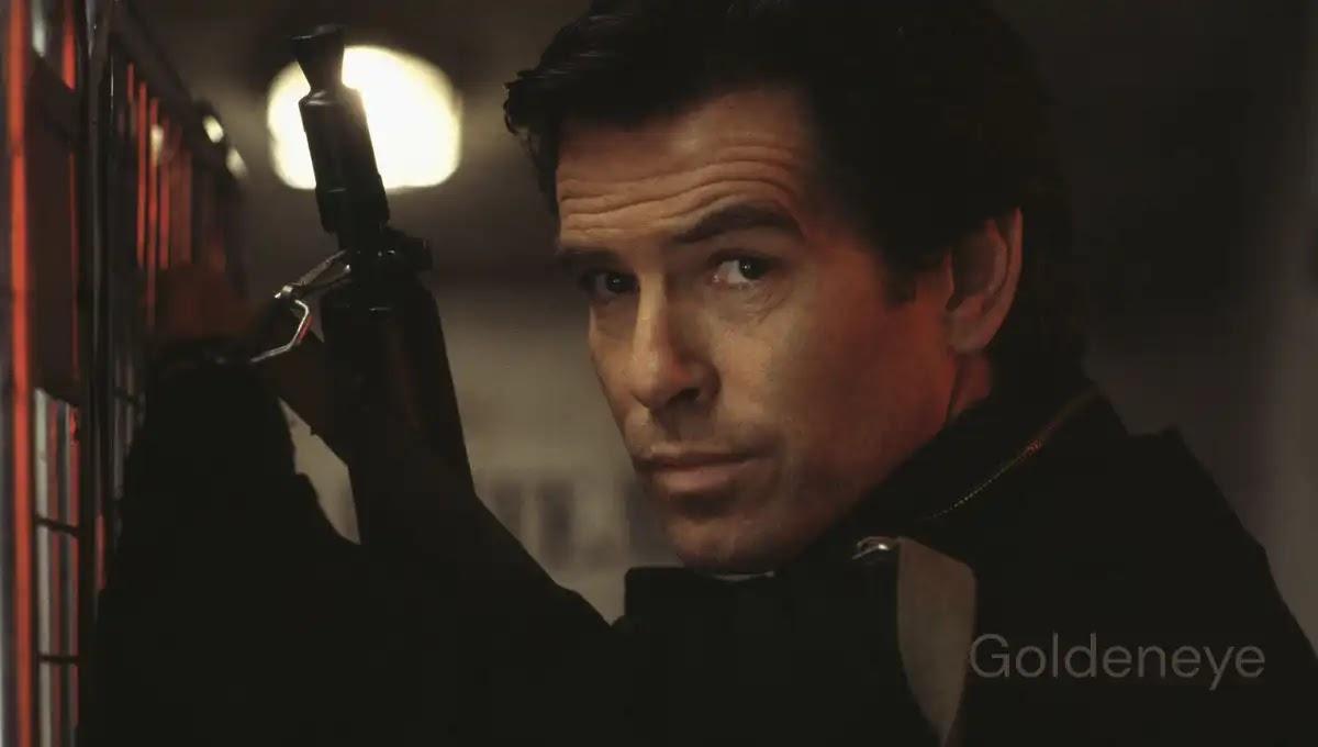 Goldeneye - James Bond