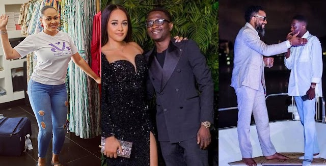 Wizkid Ex Tania Omotayo's Husband And Friend Allegedly Arrested By EFCC For Fraud