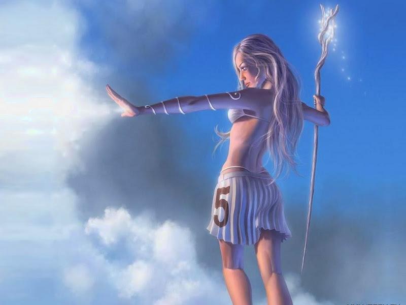 Wind Spelling, Magic And Spells