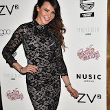 OIC - ENTSIMAGES.COM - Lizzie Cundy at the  Franklin Lake - single launch party in London 1st March 2016 Photo Mobis Photos/OIC 0203 174 1069