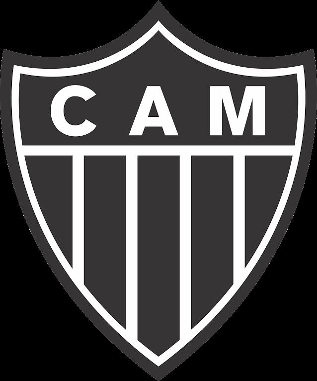 Escudo Do Clube Atletico Mineiro Em Png Transparente Time De Futebol Mg