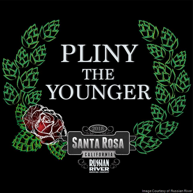 Russian River Releases Pliny The Younger 2018