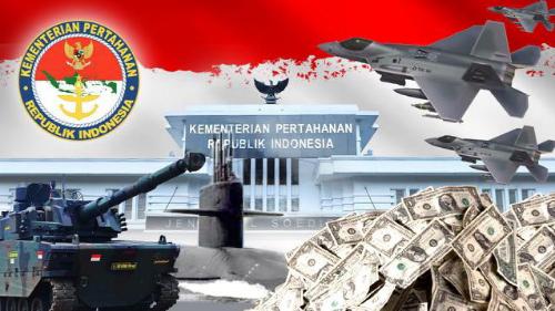 Kemhan Akui Rencana Beli Alutsista Menggunakan Utang Luar Negeri: Tidak Akan Membebani Keuangan Negara
