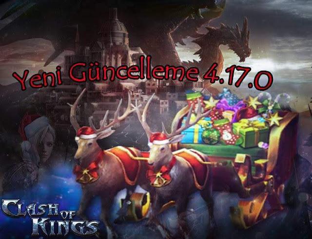 Clash of Kings 4.17.0 Güncellemesiyle Gelen Yenilikler