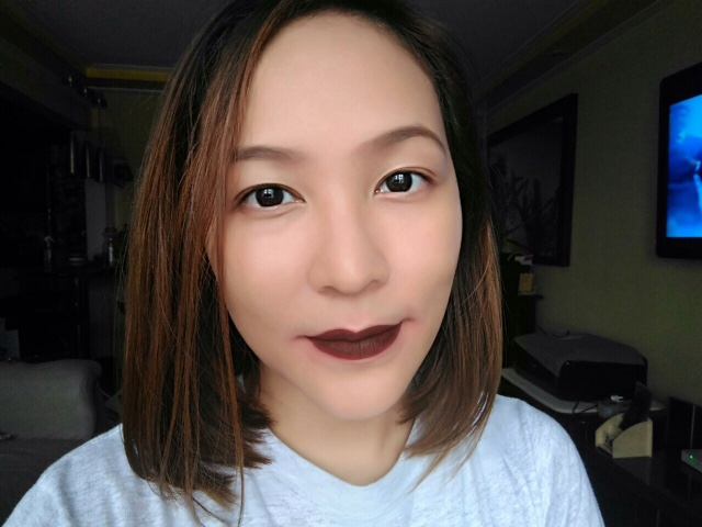 Colourpop Ultra Matte Lip in Lax