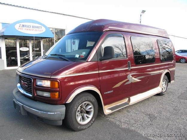 2001 gmc savana cargo van specifications pictures prices. Black Bedroom Furniture Sets. Home Design Ideas