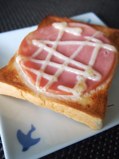トースト 波佐見焼 角皿
