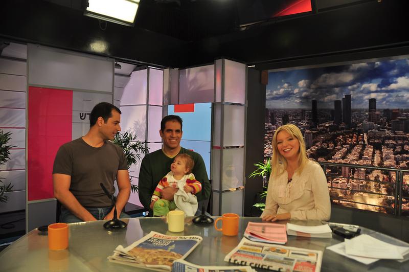הראיון לפני שנתיים עם טלי מורנו ודן שילון