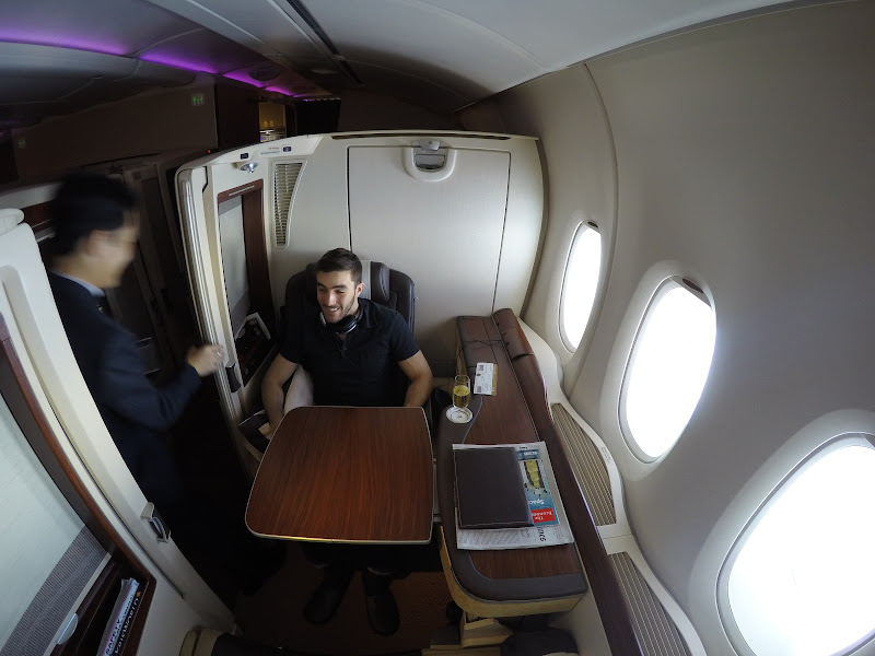 SIN%252520PVG 64 - REVIEW - Singapore Airlines : Suites - Singapore to Shanghai (A380)