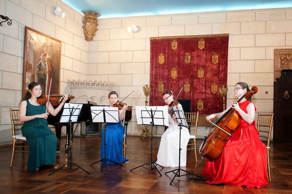 Seara Fundaţiei Principesa Margareta a României la Palatul Elisabeta