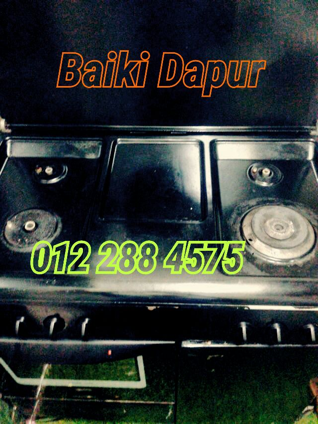 Service Pelbagai Jenis Dapur Simtom2 Api Tungku Terlalu Kecik Tak Nyala Kes Tersumbat Kebocoran Kepala Tong Gas Problem