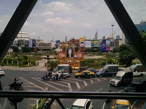 Wandering through Bangkok, Thailand