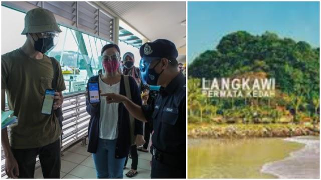 523 daftar masuk MySejahtera di Kedah positif Covid-19, kontak rapat