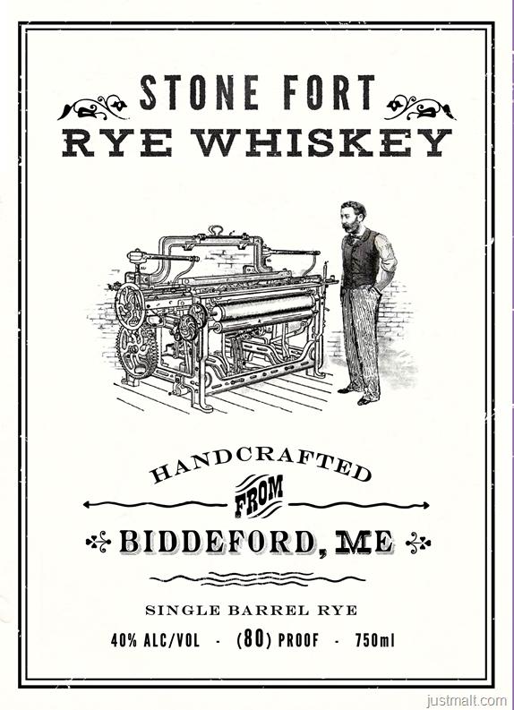 Stone Fort Rye Whiskey
