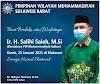 Salihi Saleh Wafat, Muhammadiyah Sulbar Berduka