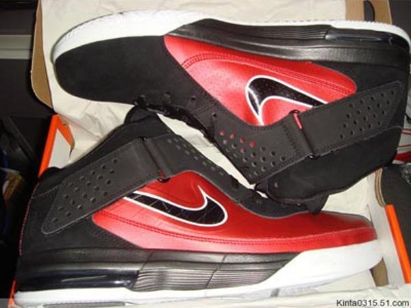 Nike Air Max Soldier V 5 8211 BlackWhiteRed 8211 Upcoming Colorway